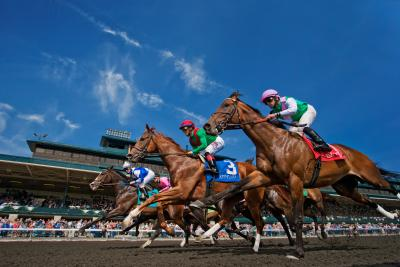 Keeneland Race Course Spring Meet