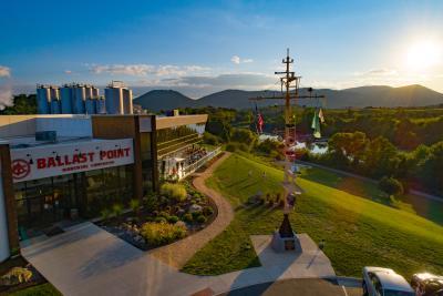 Ballast Point Brewing Company - Botetourt County, Virginia