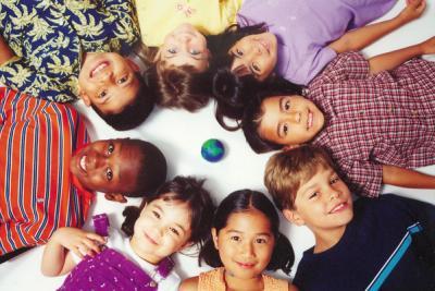 Kids at FBCDC
