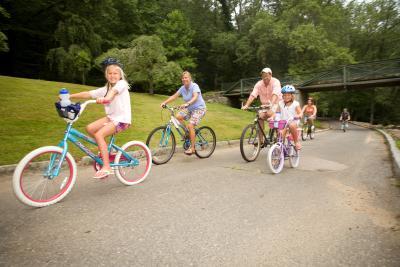 Hagley Biking