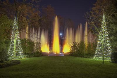 Longwood Gardens Outdoor Christmas Lights