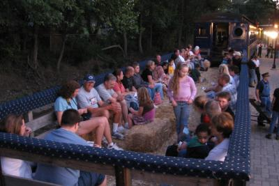 W&W Hayride Railroad