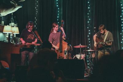 Into the Fog, bluegrass band