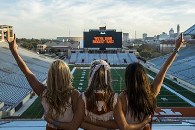 University of Texas Stadium
