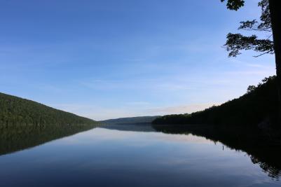 Canadice Lake Scenic