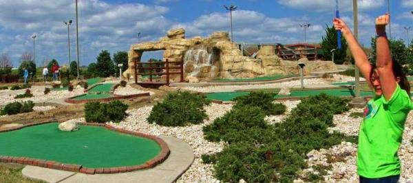 colorado canyon mini-golf