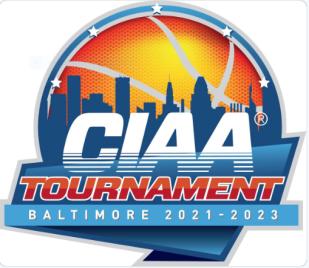 CIAA Tournament logo 2021-2023