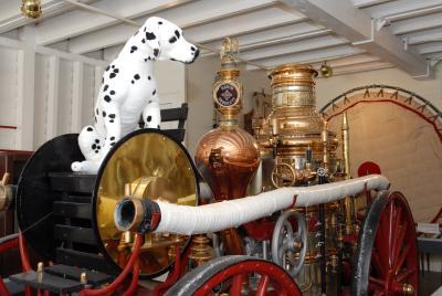 Davy Crocket Firehouse