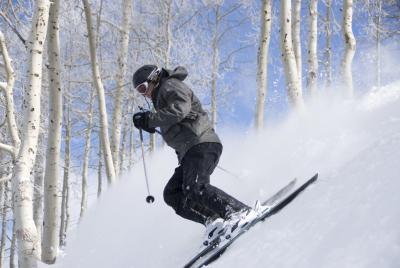 Sundance Resort Skiing