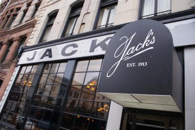 Jack's Oyster House