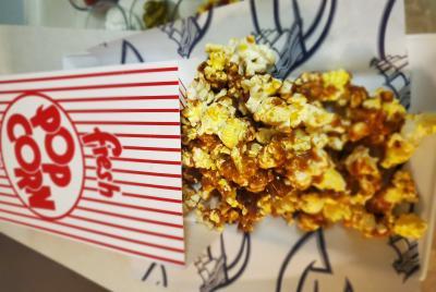 Ballpark Popcorn from Virtual Sports Report Demo