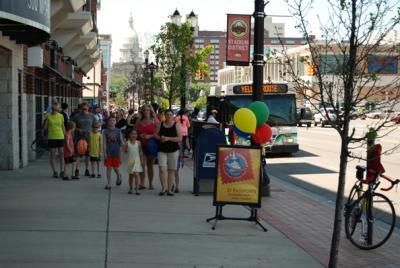 Be A Tourist bus hub