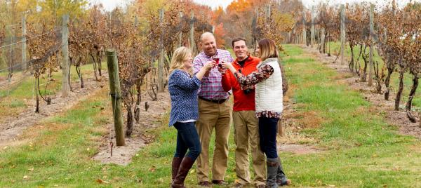 Fall Wineries