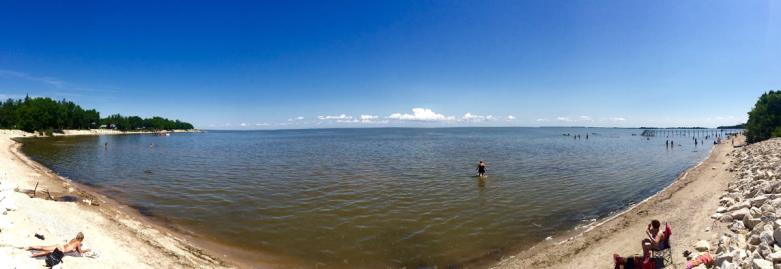 Lake Winnipeg Panoramic.