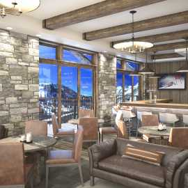 The Gulch Pub Snopine Lodge Alta