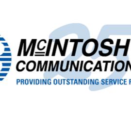 MCINTOSH COMMUNICATIONS