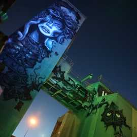 Medusa Fear Factory Tower