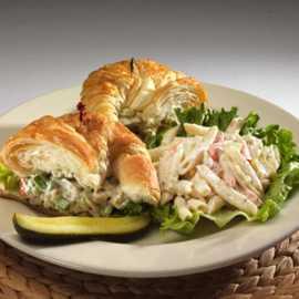 Almond Chicken Sandwich