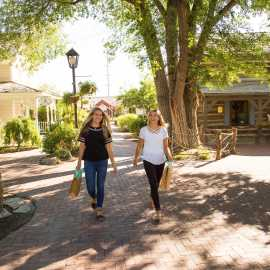 Shop local at Utah's Gardner Village