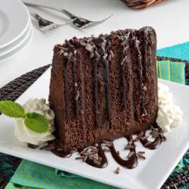 Chocolate Midnight Cake