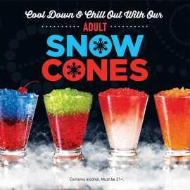 Adult Snow Cones