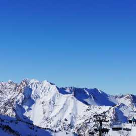 The views at Alta - unmatched.