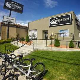 Canyon Sports Summer Store Front