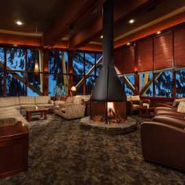 Alta's Rustler Lodge- Eagles Nest Bar 2