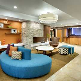 Fairfield Inn and Suites by Marriott Salt Lake City Airport