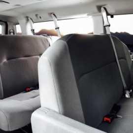 Ford Cargo Van Inside