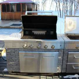 Outside Grill
