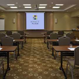Hyatt Main Meeting Room