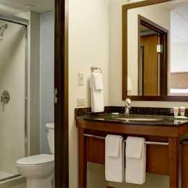 Bathroom King Room