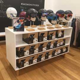 Salomon Helmets/Goggles