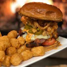 Hot Lap Burger