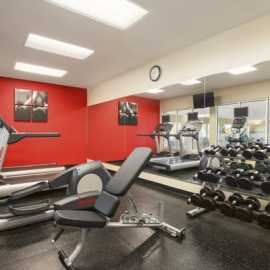 24Hr Fitness Center