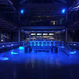 Dance floor. banquet area