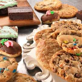 Sweet treats from Naborhood Bakery and Cafe at Gardner Village
