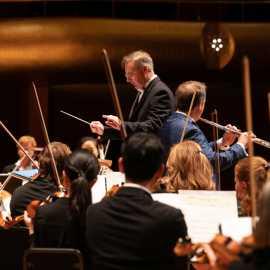 Orchestra at Abravanel Hall Salt Lake City