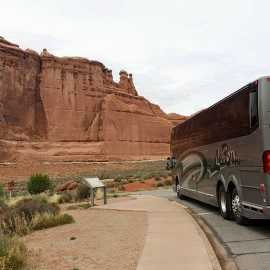 Le Bus at National Parks