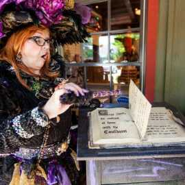 Gardner Village comes alive with WitchFest every fall