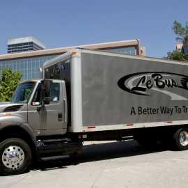 Luggage/Equipment Truck