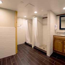 Men's Dorm Bathroom