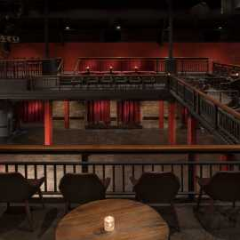Music Venue Mezzanine Level