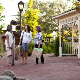 Gardner Village boasts 22 locally-owned retail specialty shops unique to Utah.
