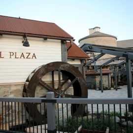 Mill Plaza Event Venue at Gardner Village