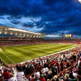 Rio Tinto Stadium - Courtesy of Sandy City
