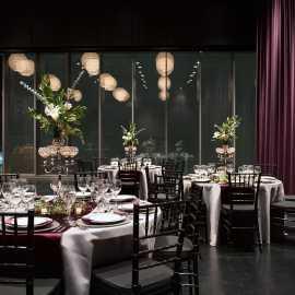 Regent Street Black Box Reception Style
