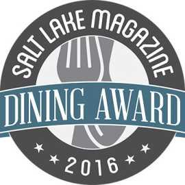2016 Dining Award