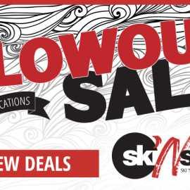 Ski N See Spring Blowout Sale